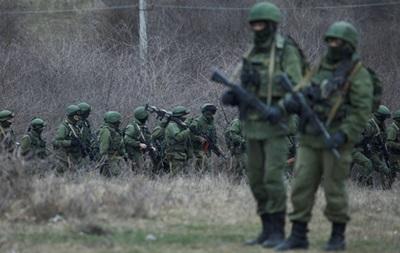 Россия заявляет о праве разместить в Крыму 25 тысяч военных