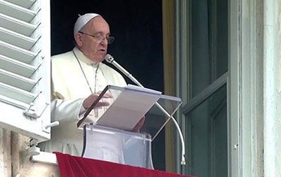 Папа Римский случайно выругался во время проповеди