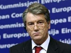 Ющенко предлагает Тимошенко и Литвину скинуться на Артек поровну