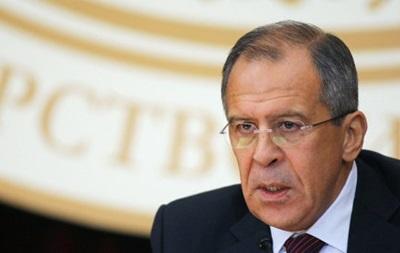 Нормализация ситуации в Украине в выполнении Соглашения от 21 февраля - Лавров