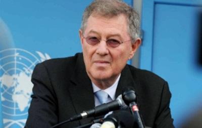 Посланник генсека ООН прибыл в Крым