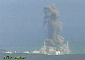 На японской АЭС начался новый пожар
