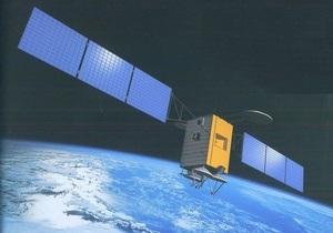 Запуск первого украинского телекоммуникационного спутника перенесли на 2013 год