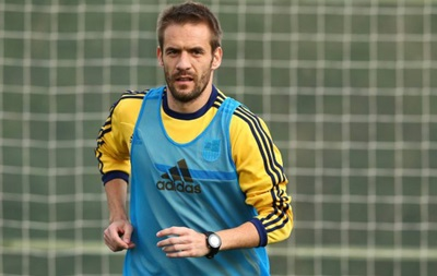 Рубин заявил на чемпионат России форварда сборной Украины