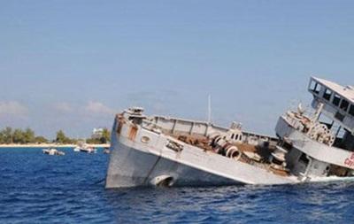 Военные затопили корабль Очаков в бухте Донузлав - Минобороны