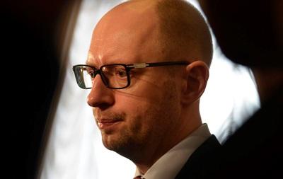 Яценюк встретится с генсеком НАТО