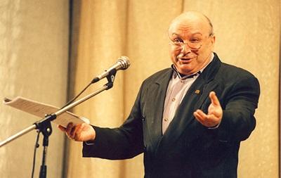 Президент Всемирного клуба одесситов Михаил Жванецкий отмечает 80-летие