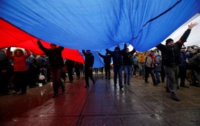 Топ-событие. Референдум в Крыму