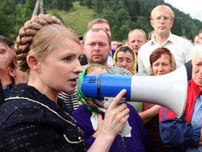 Российский политолог сравнил Тимошенко с Лениным