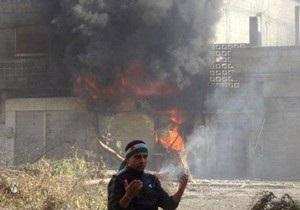 В ООН назвали конфликт в Сирии гражданской войной