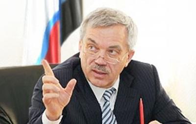 Украинских беженцев на территории Белгородской области нет - правительство области
