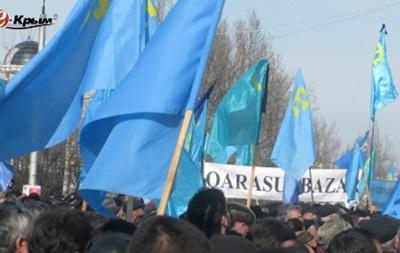 Меджлис 8 марта проведет всекрымскую акцию в поддержку целостности Украины