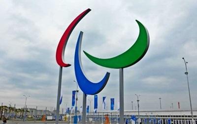 На церемонии открытия Паралимпиады Украину представит лишь один спортсмен