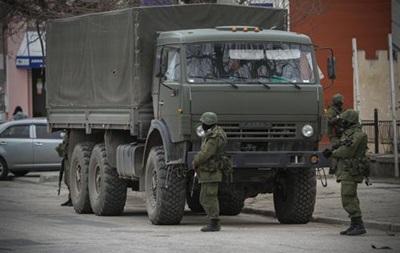 В Крыму захватили украинский командный пункт и генерал-майора