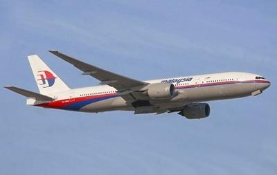 Пропавший малазийский Boeing проходил в 2012 году ремонт крыла