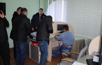 Захватчики покинули здание луганской телекомпании ИРТА