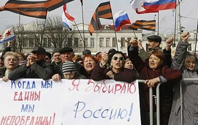 Проведение референдума в Крыму усугубит существующий раскол в обществе - крымский политолог
