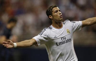 Криштиану Роналду возглавил список самых богатых футболистов мира