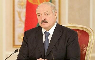 Лукашенко: Причина развала Украины - коррупция