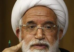 В Иране обстреляли автомобиль одного из лидеров оппозици