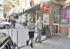 СМИ: Дочь Тимошенко продала ресторан в центре Киева