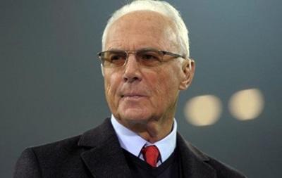 Франц Беккенбауэр раскритиковал игру Баварии
