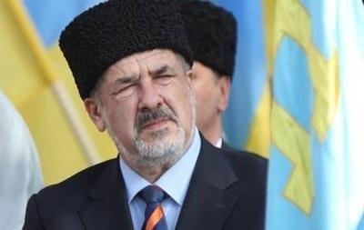 Крымские татары будут бойкотировать референдум - Чубаров