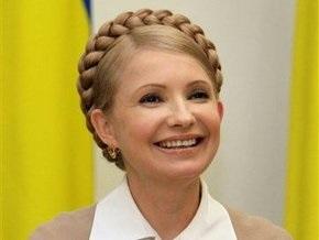 Тимошенко уверена, что станет следующим президентом Украины