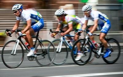 В Киеве пройдет гонка на мини-велодроме
