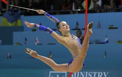 Украинская гимнастка выиграла четыре медали на этапе Гран-при во Франции