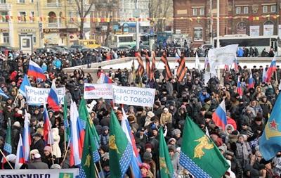Херсонская область готова принимать у себя эвакуированных крымчан