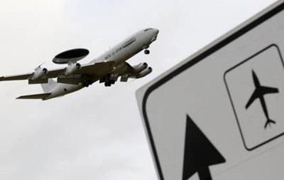 Самолеты НАТО уже патрулируют воздушное пространство Польши