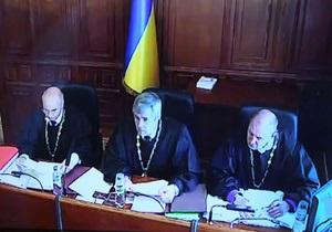 Высший спецсуд перенес рассмотрение кассации Тимошенко на 12 июля