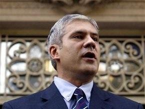 Президент Сербии уволил начальника генерального штаба