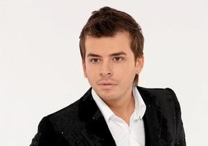 Ющенко сделал певца Андрея Князя Заслуженным артистом Украины
