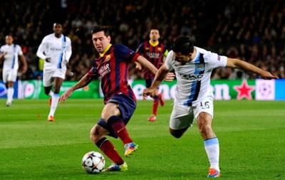 Барселона вновь переигрывает Манчестер Сити
