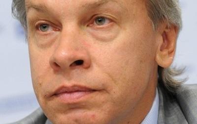 Яценюк начнет подготовку ко вступлению Украины в НАТО еще до выборов – Пушков