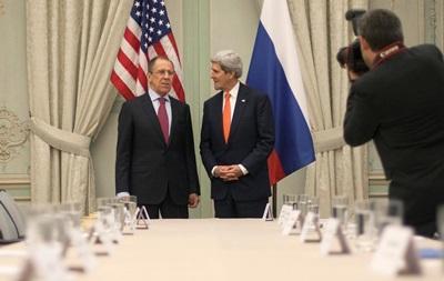 Керри с Лавровым обсудят ситуацию в Украине