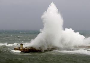 В Азовском море затонула парусная лодка, один человек пропал без вести
