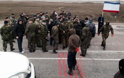 Госпогранслужба эвакуирует семьи крымских пограничников