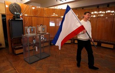 Объявят результаты крымского референдума