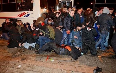 Милиция задержала четверых организаторов массовой драки в Донецке
