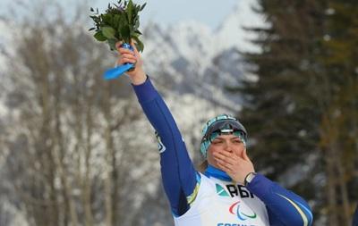 Елена Юрковская завоевала для Украины 15-ю медаль Паралимпиады