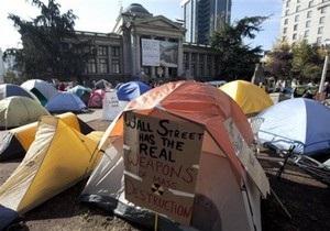 В палаточном лагере акции Захвати Ванкувер умерла девушка