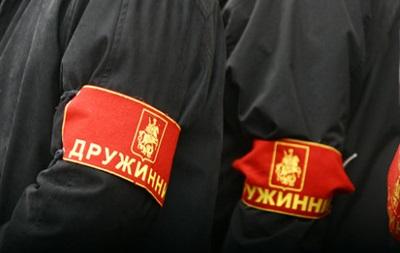 Генпрокуратура обжаловала создание Народной дружины Крыма