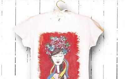 На UFW будет представлена коллекция футболок, посвященная Майдану