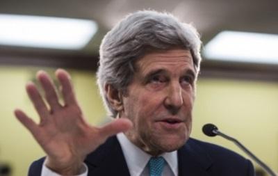 Керри надеется найти решение по Украине на переговорах с Лавровым