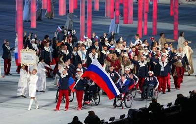 Россия досрочно победила в медальном зачете на Паралимпиаде в Сочи