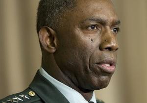Новый скандал в офицерском корпусе США: Минобороны понизило в звании генерала за растрату госсредств