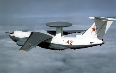 Россия передислоцировала в Белоруссию самолет дальнего обнаружения А-50